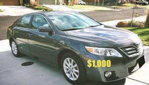 🍁$ 1,000 Selling my 2011 Toyota Camry BASE🍁 for Sale in Garrison, MD