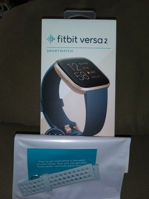 Fitbit versa 2 and versa for Sale in Rowland, NC