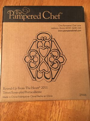 Pampered Chef Trivet for Sale in Smithfield, RI
