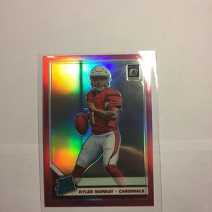 2019 Optic Kyler Murray Rookie!! for Sale in Vancouver, WA