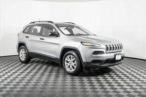 2016 Jeep Cherokee for Sale in Marysville, WA