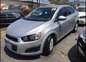 2014 CHEVROLET SONIC LT for Sale in San Diego, CA