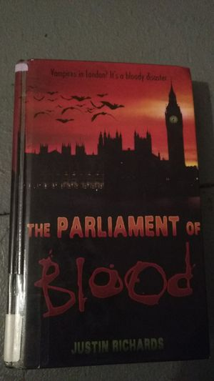 The parliament of blood book for Sale in Missoula, MT
