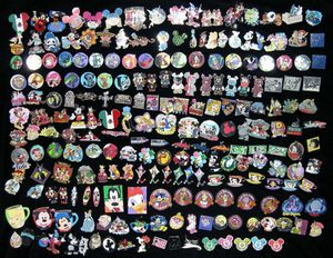 Collector's Pins from Disney World for Sale in Philadelphia, PA