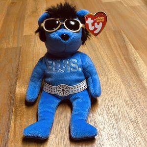 Elvis Presley Beanie Baby for Sale in Yorba Linda, CA