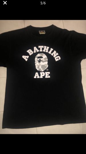 BAPE TEE for Sale in Upland, CA
