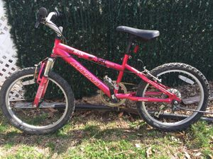 """Girls medium mountain bike about 16"""". 6speed for Sale in Brentwood, MO"""