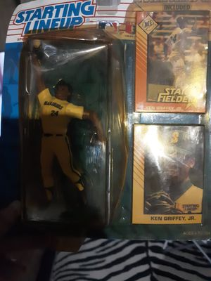 Ken Griffey Collectible Set for Sale in Houston, TX