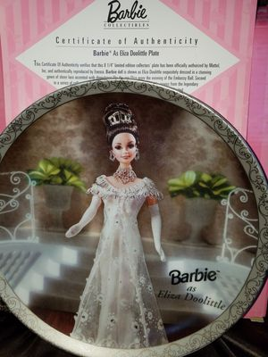 Barbie collectable plates for Sale in Nashville, TN