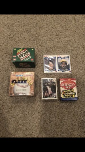 Baseball, Basketball Complete Sports Cards Sets for Sale in Westerville, OH