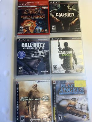 PS3 lot nintendo for Sale in Lakeland, FL