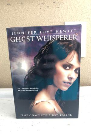 Ghost Whisperer Seasons 1 & 2 DVDs for Sale in Westminster, CO