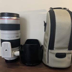 Canon Lens 70-200 F2.8 L for Sale in Saint Paul, MN