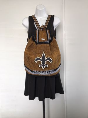 New Orleans Saints backpack for Sale in Los Angeles, CA