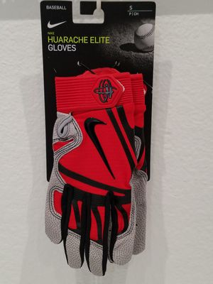 NWT Nike Hurache Elite Batting Baseball Glove Georgia PGB574-626 Size S for Sale in Sacramento, CA