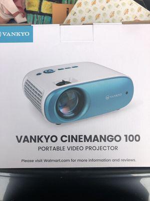 VANKYO Cinemango 100 Mini Video Projector for Sale in San Diego, CA