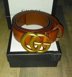 Gucci Belt ( Light Brown) for Sale in Greenbelt,  MD