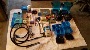 fish tank lights and pump filters for Sale in Menifee, CA