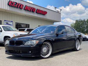 2008 BMW 7 Series for Sale in Fredericksburg, VA