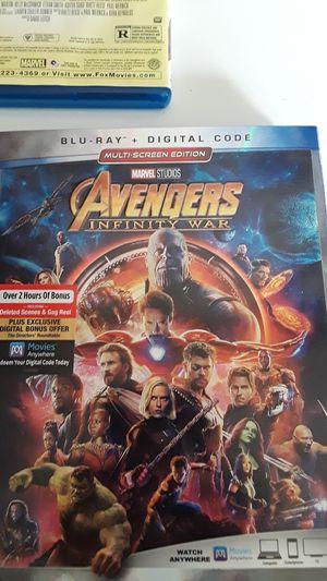 AVENGERS INFINITY WAR / Deadpool 2 for Sale in Victoria, TX
