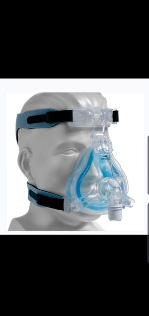 "Philip's Respironics Comfortgel full face mask Size ""M"" for Sale in Miami, FL"