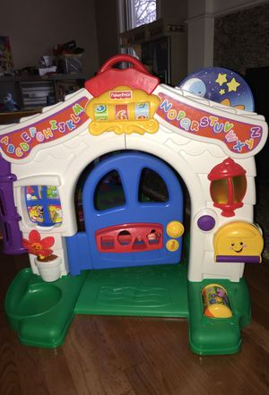 Fisher Price Laugh & Learn Learnning Home Play House Baby Infant Toy for Sale in Warren, MI
