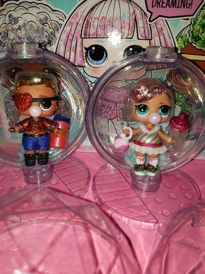 Lol winter disco dolls for Sale in River Grove, IL
