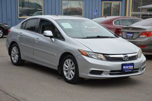 2012 Honda Civic Sdn for Sale in Fort Worth, TX