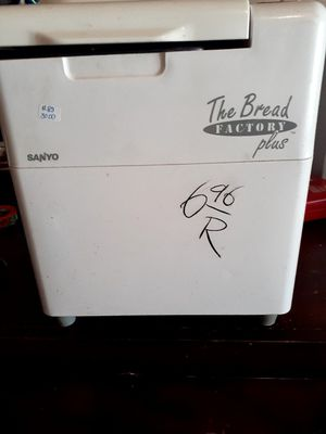 The bread factory plus (bread maker) for Sale in Phenix City, AL