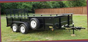 It's a very bright Utility Trailer for Sale in Show Low, AZ