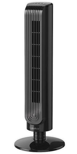 Lasko 32 inch 3 Speed Oscillating Tower Fan in Black for Sale in Queens,  NY