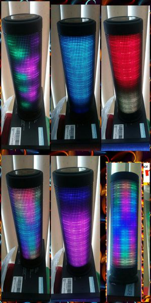 LED 360 Degree Bluetooth 4.0 Wireless Portable Dance Speaker 10watts for Sale in Jacksonville, FL