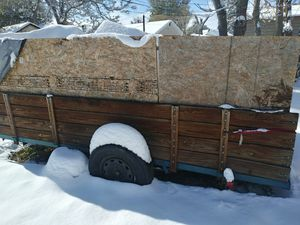 Utility trailor for Sale in Florence, CO