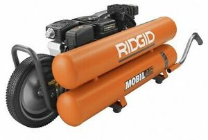 Rigid gas powered air compressor for Sale in Salt Lake City, UT