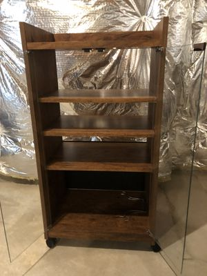 O'Sullivan Stereo Cabinet - Glass Door for Sale in Hanover, MD