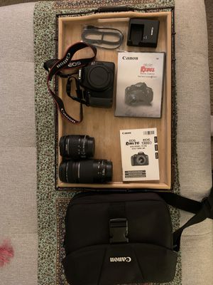 Canon EOS for Sale in San Diego, CA