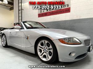 2003 BMW Z4 for Sale in Chicago, IL