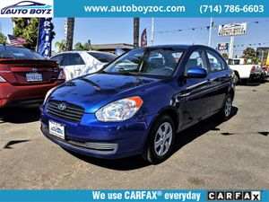 2011 Hyundai Accent for Sale in Garden Grove, CA