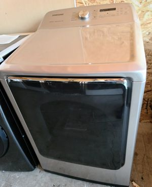 NEW !! SAMSUNG STEAM 2020 FRONT LOAD GAS DRYER for Sale in West Covina, CA