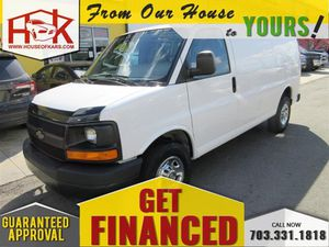 2012 Chevrolet Express Cargo Van for Sale in Manassas, VA