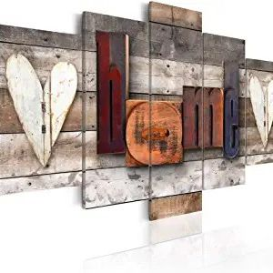 5 Piece Modern Abstract Canvas Art Wall Decor Artwork Picture Oil Painting for Bedroom Living Room Bathroom Office Home Decoration for Sale in Tompkinsville, KY