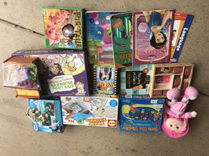"""Various games, puzzle, drawing """"computer"""" for Sale in Phoenix, AZ"""