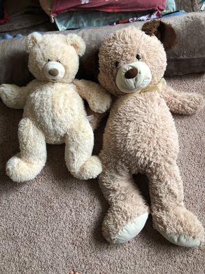 Plush teddy bear for Sale in Kent, WA