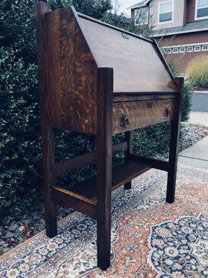 Antique Mission Secretary Desk for Sale in Vancouver, WA