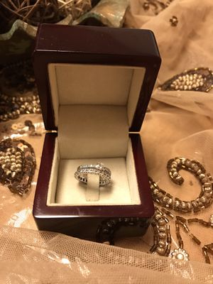 Diamonds and white gold Wedding Rings for Sale in Palo Alto, CA