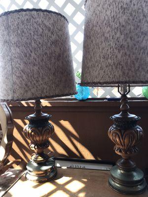 Vintage Lamps for Sale in El Cajon, CA
