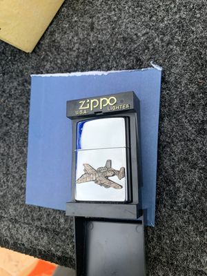 A10 Warthog zippo lighter NEW for Sale in Lake Worth, FL