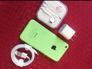 iPhone 5C , UNLOCKED for All Company Carrier , Excellent Condition like for Sale in Springfield, VA