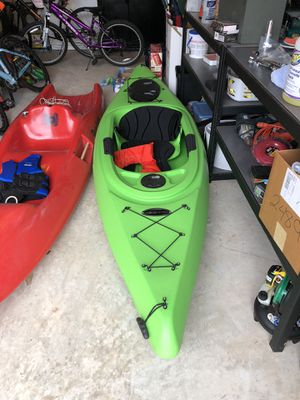 Equinox Kayak $300 firm. Retails for $499. Cash only. for Sale in Manassas, VA