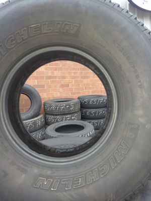 Michelin LT 285 75 R 16 for Sale in Charlotte, NC